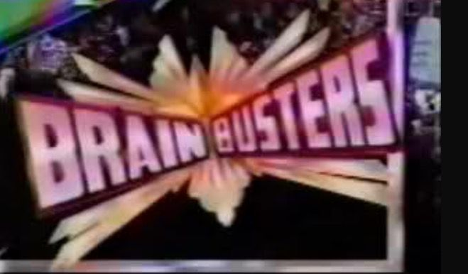 The Brain Busters ( Tully Blanchard & Arn Anderson) logo - WWE