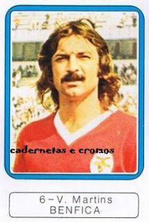CADERNETAS E CROMOS 1: SPORT LISBOA E BENFICA - 1976/1977