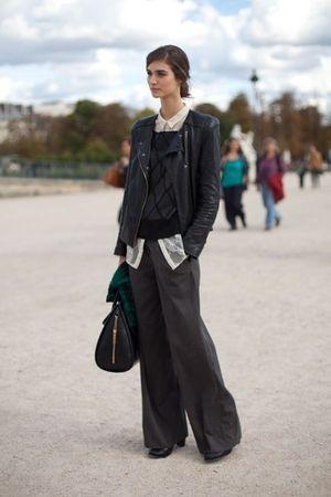 マニッシュ【ボーイッシュ】パンツ ルック ファッション