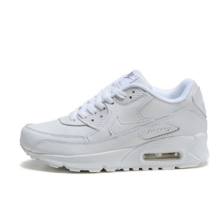 Nike Air Max 90 Leather Femmes Chaussures