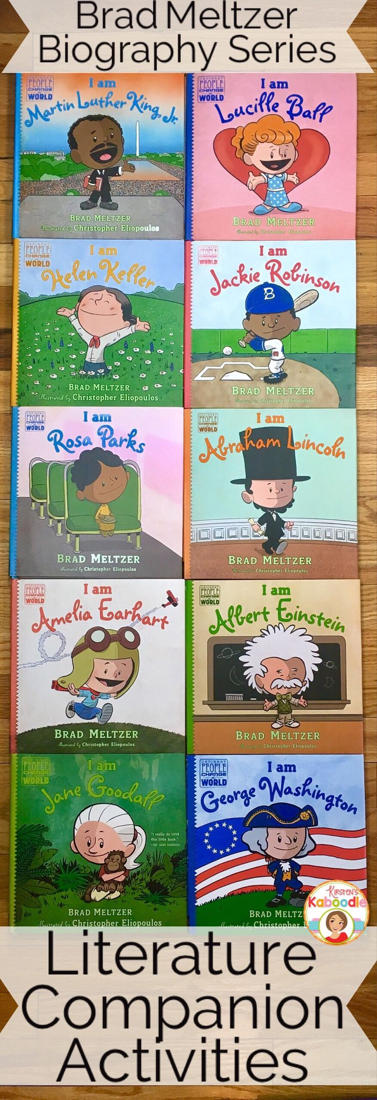 Are You A Teacher Looking For Engaging Biographies About Ordinary People  Who…