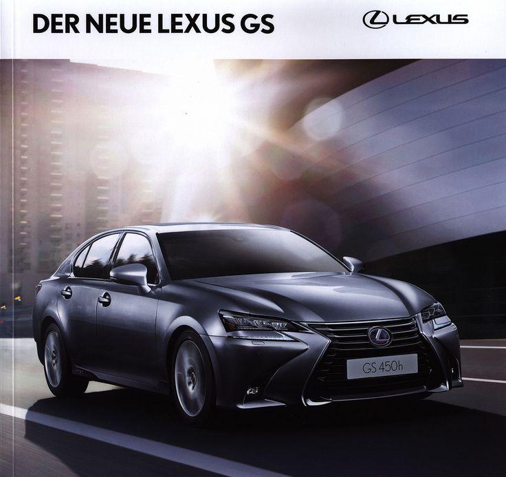 https://flic.kr/p/Np1xpc | Lexus GS, Der neue; 2015_1