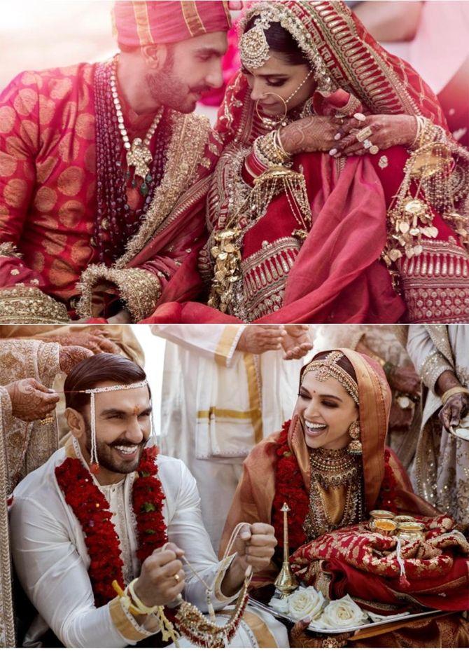 Deepikapadukone Ranveersingh Deepveer Indian Wedding Poses Indian Wedding Photography Indian Wedding