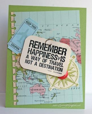 globally inspired card