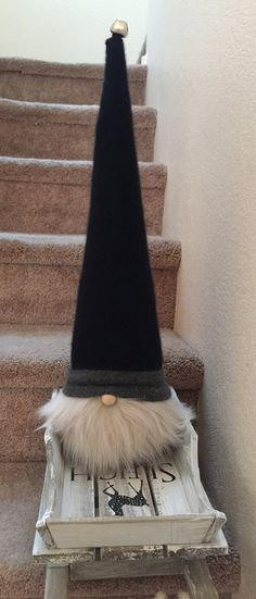Klaus the Tomte Gnome Nisse extra large by Gnomes4theHolidays