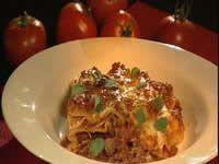 Lasagne - ANNETTE SYM recipe - 9Kitchen