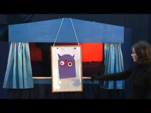 ▶ poppentheater mama kwijt - YouTube