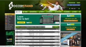 Soccerstand.com - Football Livescores Other Sport Scores