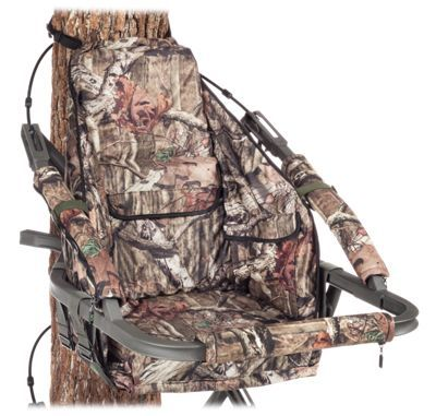 Summit Climbing Stand Surround Seat - Mossy Oak Break-Up Infinity