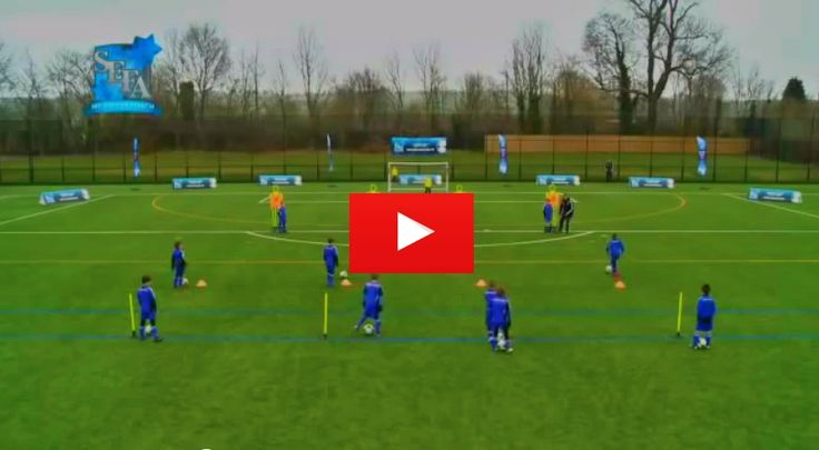 1000+ images about soccer drills on Pinterest  Space invaders, Soccer