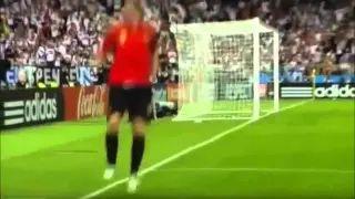 Gol de Fernando Torres (1-0) (España vs Alemania) - Final Eurocopa Austria y Suiza 2008 - YouTube