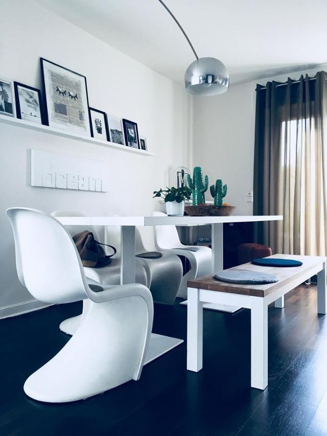 161 best Esszimmer images on Pinterest | Apartments, Bauhaus design ...