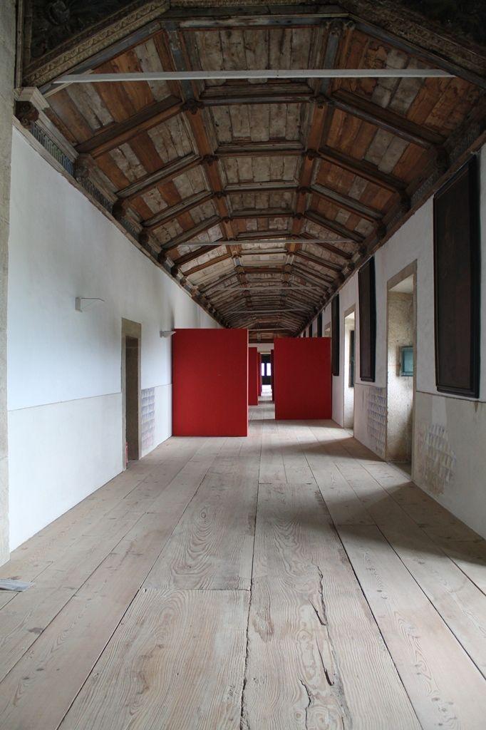 PFMJM arquitectos & João Carlos dos Santos | Restoration and Rehabilitation of S. Martinho of Tibães Monastery, 2005-09 Braga.