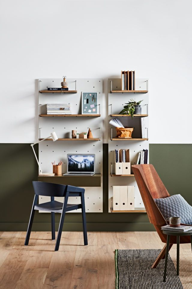Cantilever Interiors_Wanda Shelving System_Studio_Library_Photography by Mike Baker & Styling by Heather Nette King_10