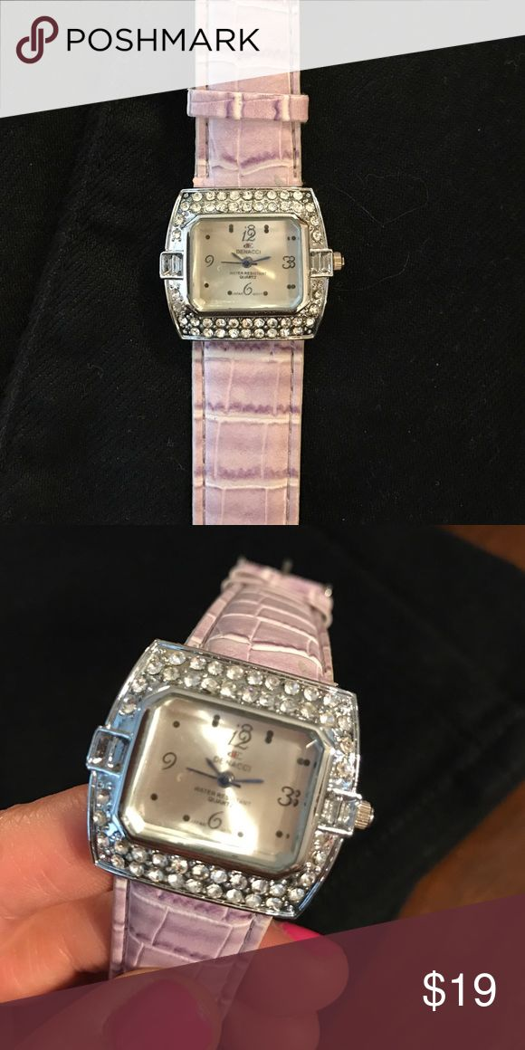 Denacci women's purple watch Purple Denacci watch. Never worn. Accessories Watches