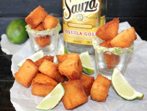 Deep Fried Tequila Shots