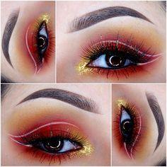 dragon princess makeup - Google Search