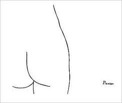 The 25+ best Simple line drawings ideas on Pinterest | Modern ...