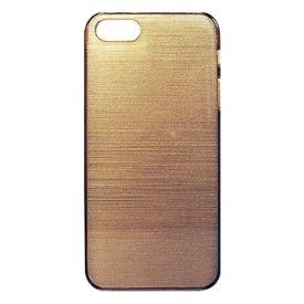 kultainen kuori iphone 5  / www.nunuco.fi