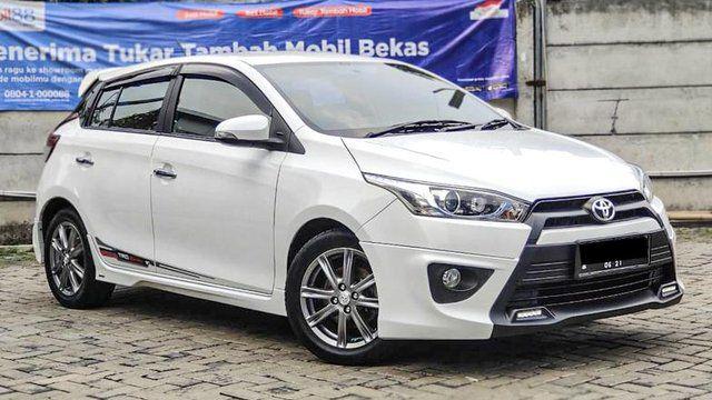 Situs Jual Beli Mobil Toyota Yaris Bekas Baru Terpercaya Toyota Mobil Pelayan