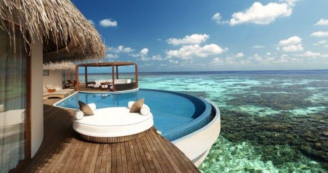 Sheraton Full Moon Resort - private pool