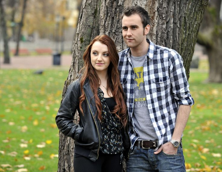 Luna Lovegood & Neville Longbottom... just wow ...