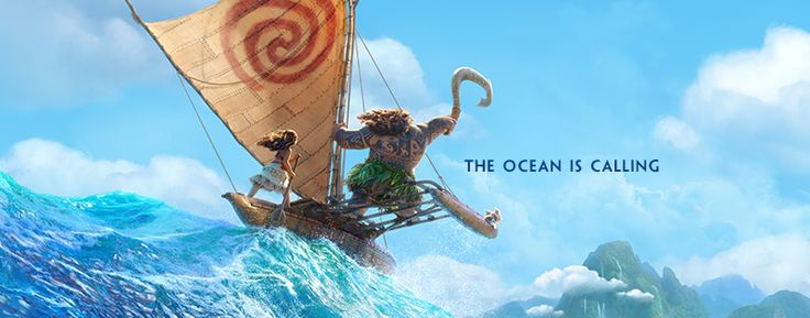 We have a major case of wanderlust thanks to the brand new Moana trailer. | [ https://style.disney.com/news/2016/06/12/moana-teaser-trailer/ ]