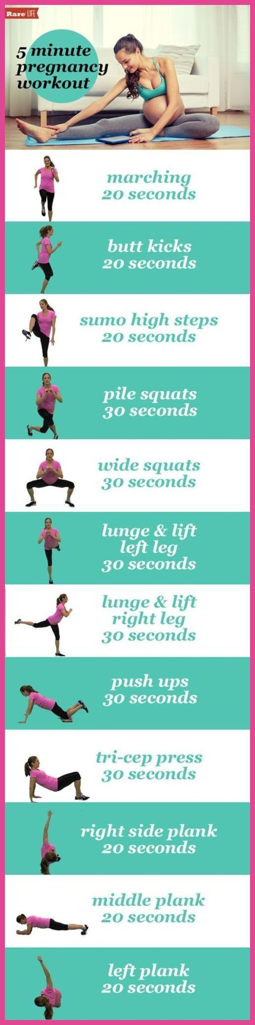 [Fit Pregnancy] Five Exercises to Keep Your Pregnant Body Fit >>> Read more details by clicking on the image. #NaturalLabor #pregnancy&prenatalworkouts&exercises