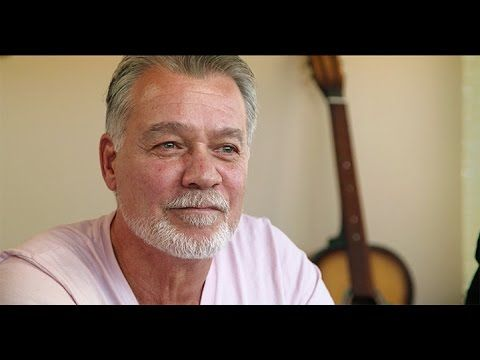 Video: Eddie Van Halen Shares His Experience with The Mr. Holland's Opus Foundation