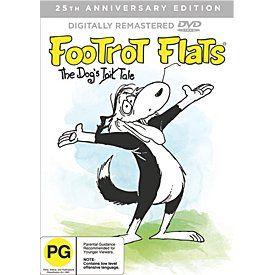Footrot Flats DVD