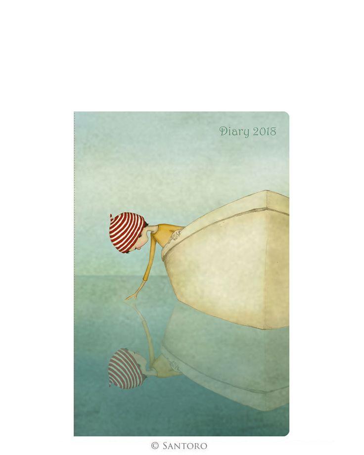 2018 Pocket Diary - On the Sea