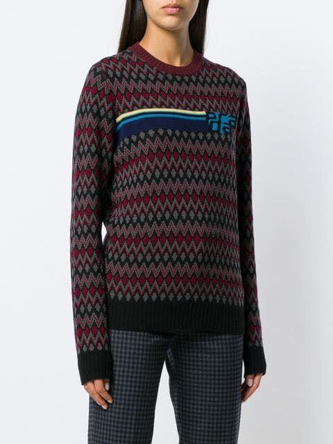 0be3c570d772 Prada Knitted Sweater - Farfetch | SHOPPING | Sweaters, Prada, Knitting