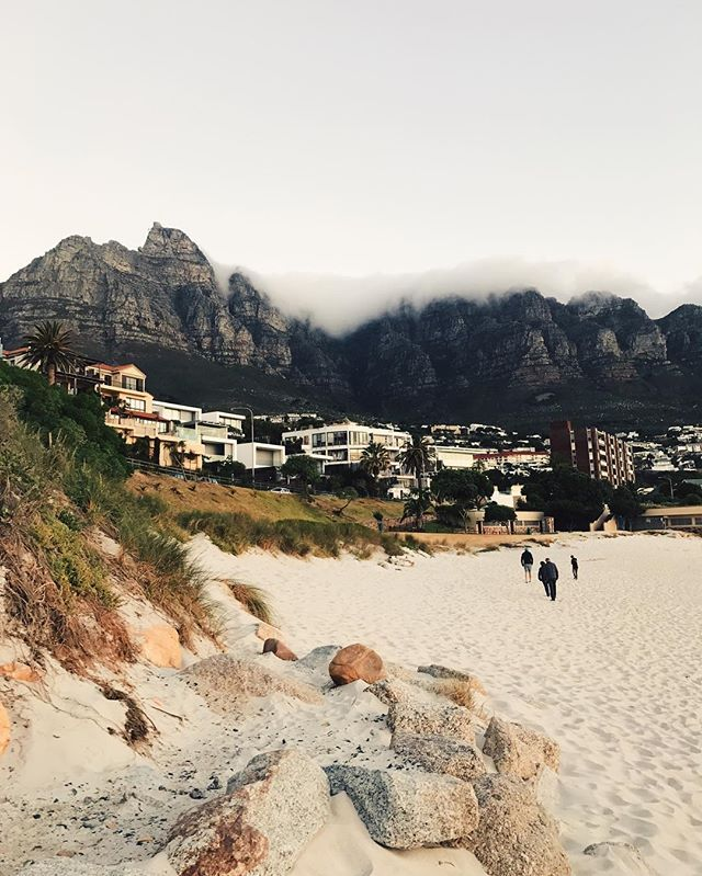The Tablecloth. I'm obsessed. #southafrica #capetown #mytinyatlas