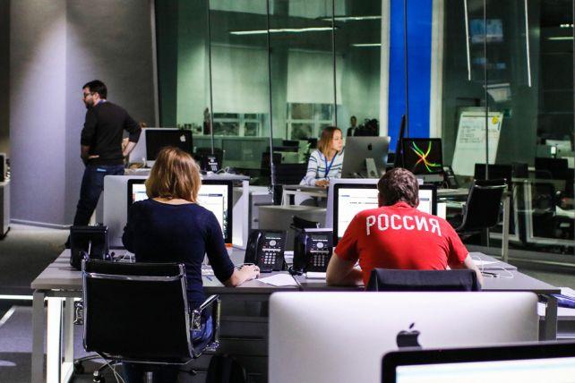 Российский телеканал всем показал: новости приблизят к блогерскому формату #лайфхаки #технологии #вдохновение #приложения #рецепты #видео #спорт #стиль_жизни #лайфстайл