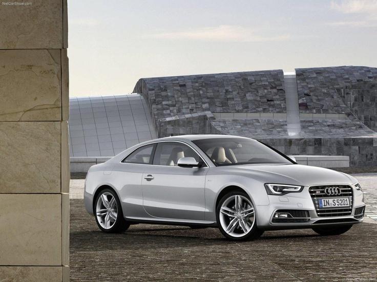 2012 Audi S5 it needs a spoiler