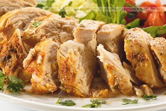 Ziołowo-cytrynowe filet drobiowy