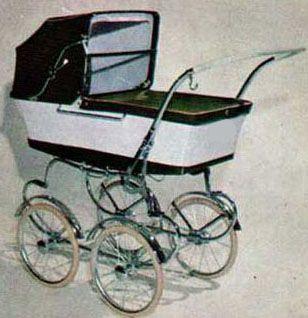 1965 Sventskillverkade Emmaljunga 118