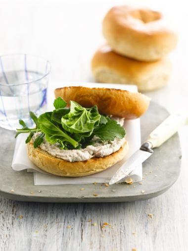 Broodjes met makreelmousse - Njam Tv !