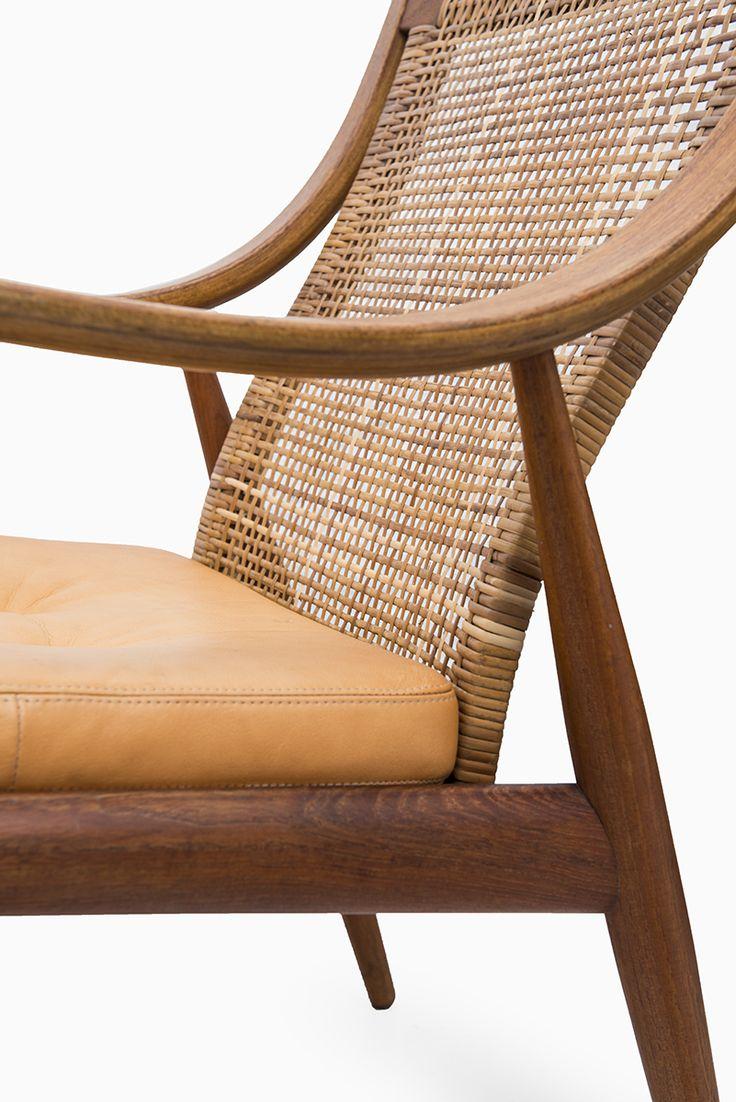 Wooden easy chair designs - Fd 146 Easy Chair Peter Hvidt Orla M Lgaard Nielsen Mid Century