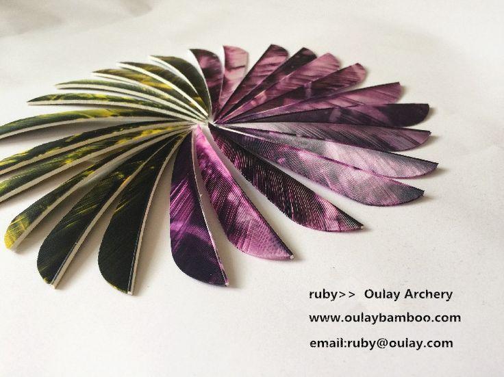 Gateway Real Turkey Feathers 4inch Right Wings Streamline Shape
