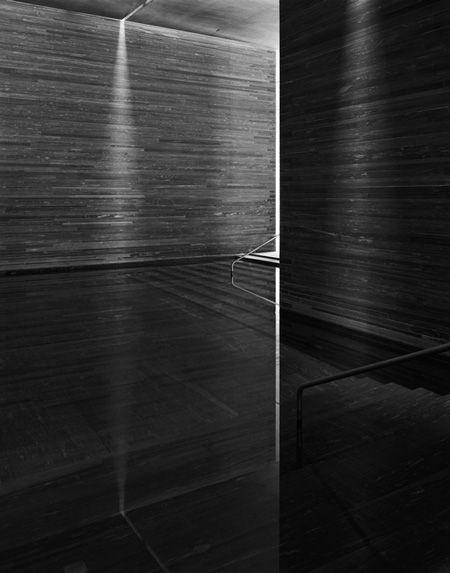 Thermes in Vals, Switzerland | Termas de Vals, Suiza | Peter Zumthor || #materials #architecture #inspigraphtion