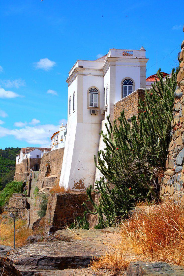 Mertola View IV - Mértola - Baixo ALENTEJO, PORTUGAL by FilipaGrilo