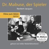 Mit dem nun bereits dritten Hörbuch der Reihe »Filme zum Hören« versucht der Verlag MEDIA Net aus Kassel nicht einfach die Tonspur eines bekannten Films als Hörbuch einer Zweitverwertung zuzuführen, sondern die Verleger gehen einen ganz anderen, neuen Weg: Sie bringen uns die den Filmklassikern zugrunde liegenden oftmals unbekannten Bücher zu Gehör. So sind bereits Thea von Habou's DAS INDISCHE GRABMAL oder auch Ernst Johannsens VIER VON DER INFANTRIE (G.W. Pabst's WESTFRONT 1918)…