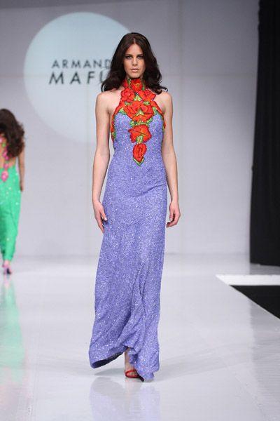 Mexico Fashion Week: Armando Mafud Spring 2009 | POPSUGAR Fashion Photo 6