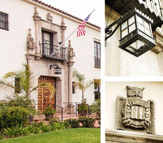 Riviera Mansion Wedding Santa Barbara