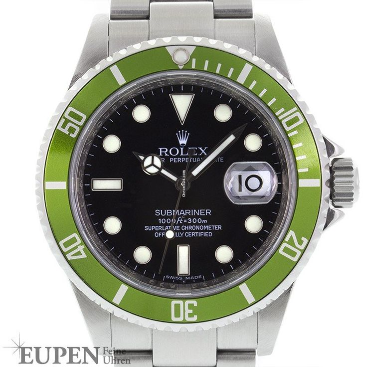 Rolex Oyster Perpetual Submariner Date Ref. 16610LV