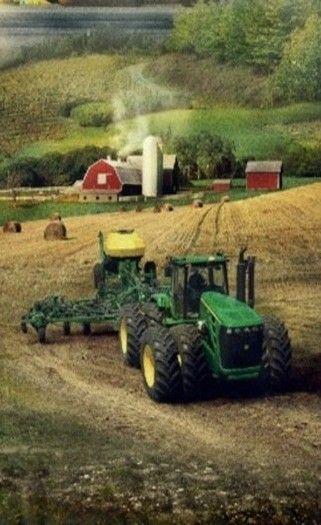 John Deere Life on the Farm