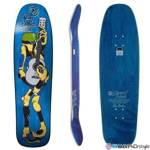 "Tavola Skateboard Element mod. Ray Barbee Ragdoll Remix Deck 9,125"" x 32,625"" pollici vendita online skateboard, Longboard, Carver, Surf skate"
