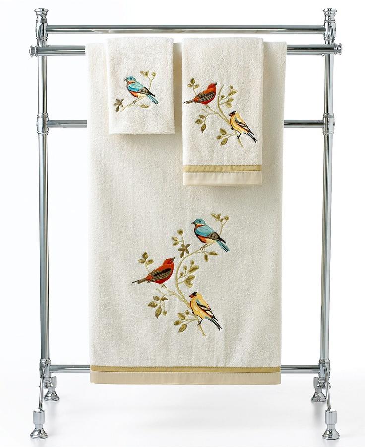 17 Best Images About Bath Towels On Pinterest Antique