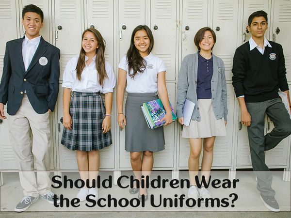 are school uniforms a bad idea Four reasons public schools should think twice before instituting school uniform policies author  lee rowland december 19, 2008 school uniforms are ineffective.